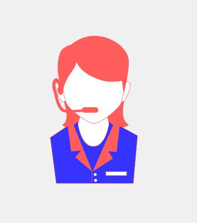 Recepcionista telefônica